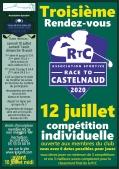 illustration actualité Race to Castelnaud N°3