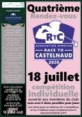 illustration actualité Race to Castelnaud N°4