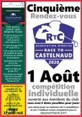illustration actualité Race to Castelnaud N°5