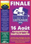 illustration actualité Race to Castelnaud N°6