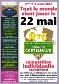 news Race to Castelnaud N°2